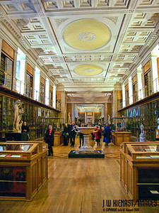 British Museum hidden library