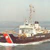 United States Coast Guard  Cutter Firebush   May 1968