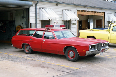 PINE BLUFF ARSENAL FD AR  CAR 1  1972  FORD WAGON
