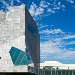 Walker Art Center in Minneapolis, Hennepin County, Minnesota, USA