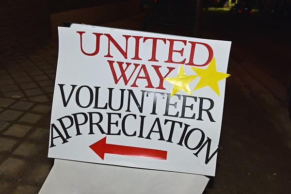 UNITED WAY Volunteer Appreciation Event 2018