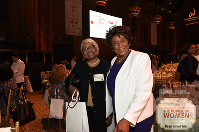 UNITED WAY OF NEW YORK CITY 10th Anniversary Women's LEadership Council THe POWER of WOMEN TO MAKE A DIFFERENCE AWARD LUNCHEON