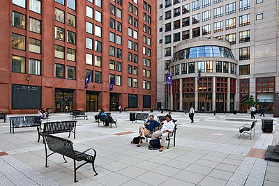 New York University  Manhattan   Public Domain Photo   To Be Replaced With  New Campus