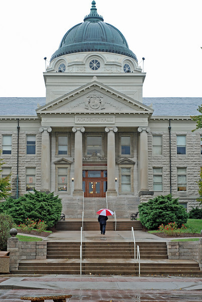 SEMO State University - Main Admin offices