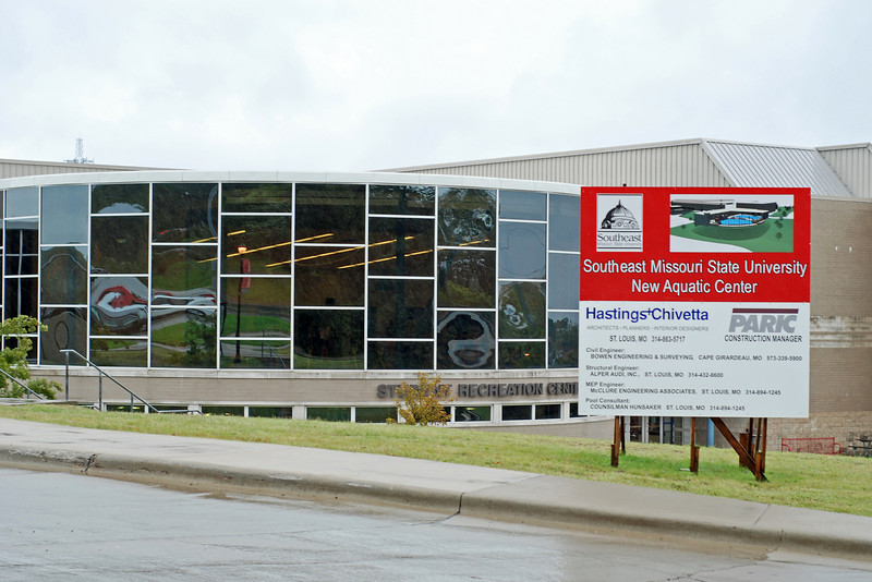 SEMO State University - Aquatic Center