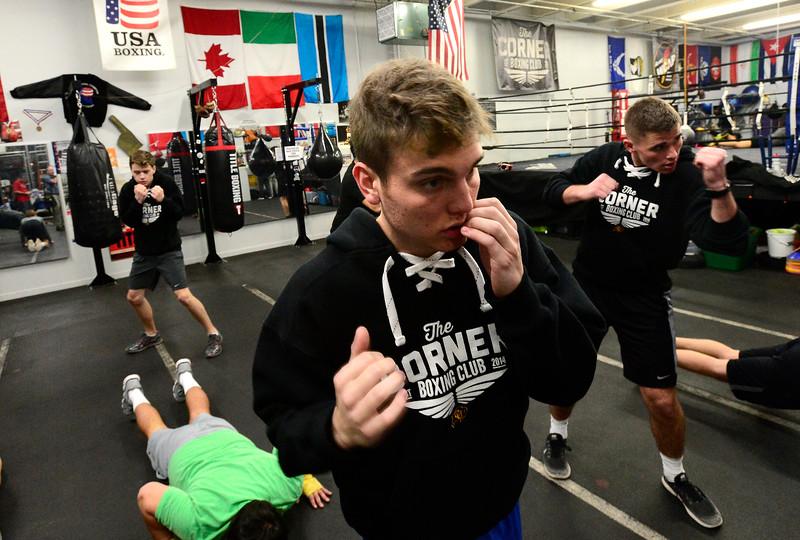 The Corner Boxing Club