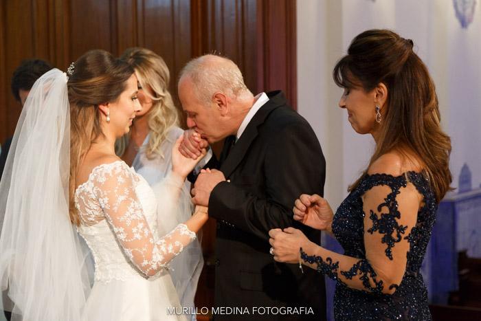 Casamento Ana Clara e Bruno. Paróquia Nossa Senhora do Brasil e Casa Itaim, 18/02/2017. Foto: Murillo Medina