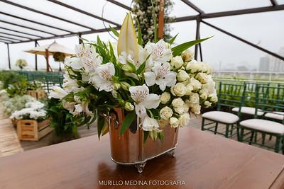 Casamento de Gabriele e Emiliano. Iulia, Jockey Clube de SP, 22/04/2017. Foto: Murillo Medina Fotografia.