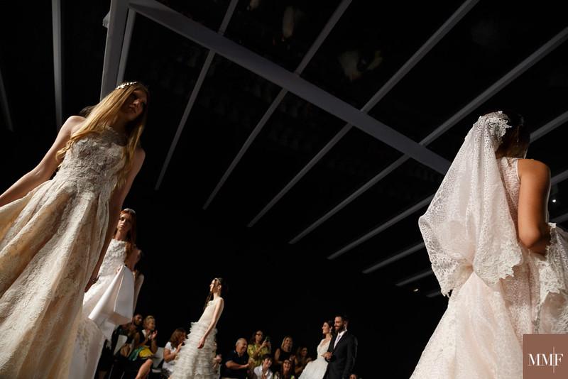 Desfile de Lourdinha Noyama para o Bride Style 2015. Rooftop 5 Instituto Tomie Ohtake, 27/09/2015. Foto/©: Murillo Medina.