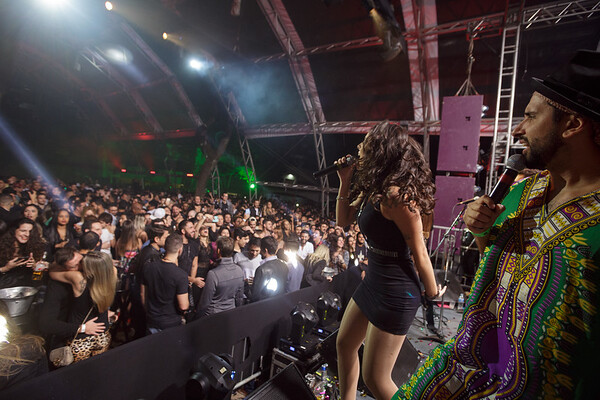 Show Banda Coletivo Missa no Canindé. São Paulo, 01/11/2017. Foto: Murillo Medina.