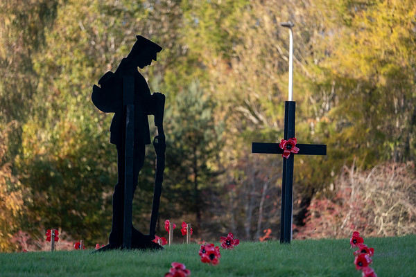 Tweedbank Soldier Tribute