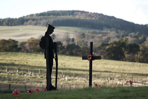 Tweedbank Soldier Tribute