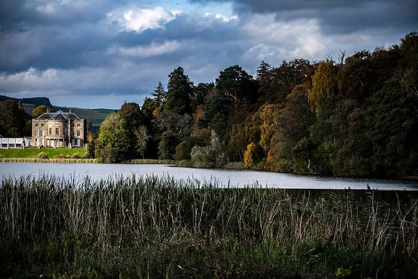 Selkirk, UK.  17 October 2019.       (Credit: Rob Gray  )