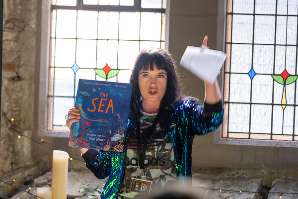 Borders Book Festival CGI Schools Gala Day