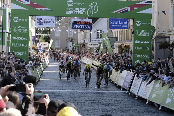 OVO Energy Tour of Britain - Stage 2 - WINNER