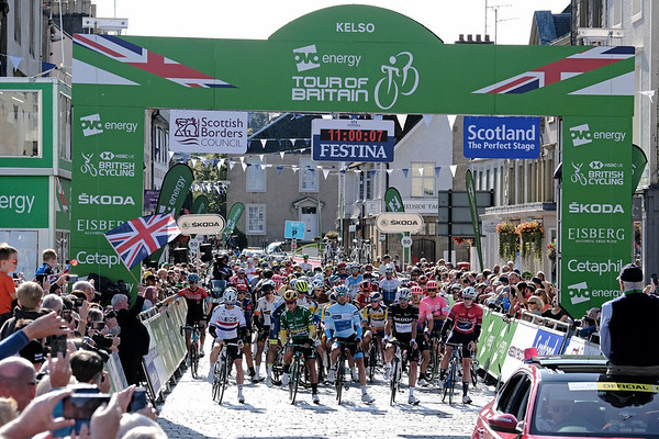 OVO Energy Tour of Britain - Stage 2