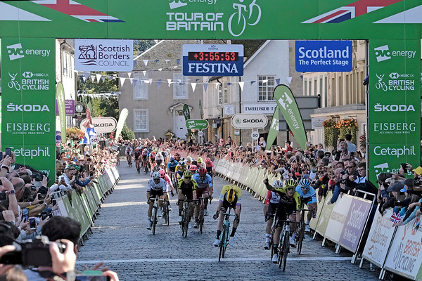 OVO Energy Tour of Britain - Stage 2 - WINNER
