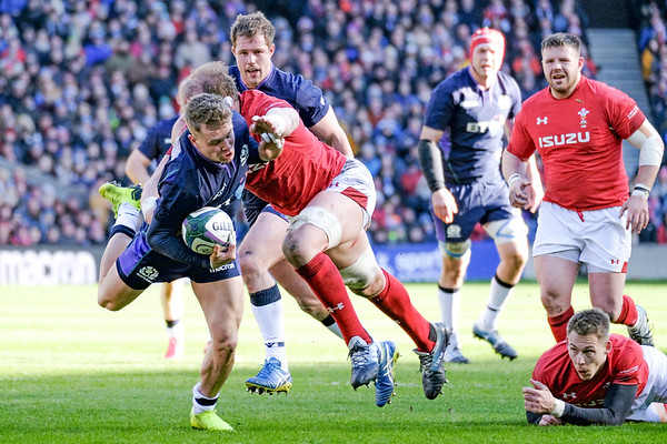 G6N2019 - Round Four - Scotland vs Wales