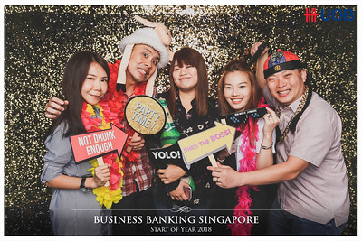 UOB Business Banking Singapore | © www.SRSLYPhotobooth.sg