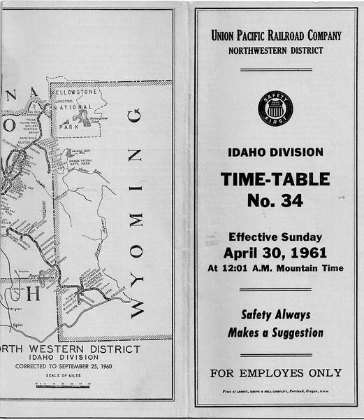 Idaho Div 4-61 cover