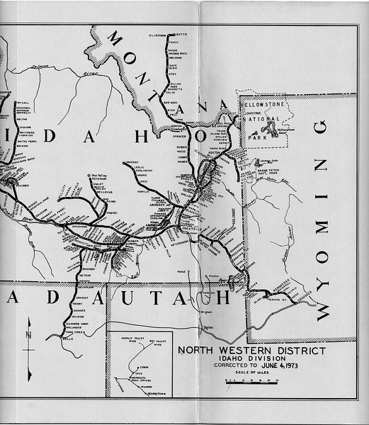 Idaho Div 7-73 map1