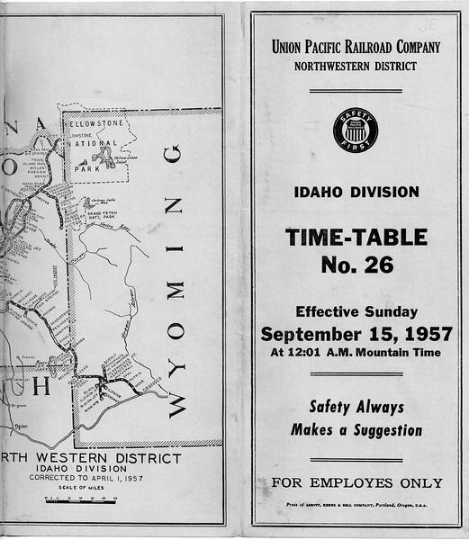 Idaho Div 9-57 cover
