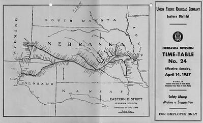 Nebraska Div'n. April 1957