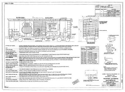 B-50-50 Boxcar