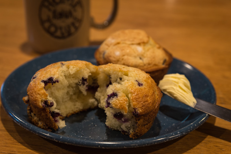 Blueberry Miffins