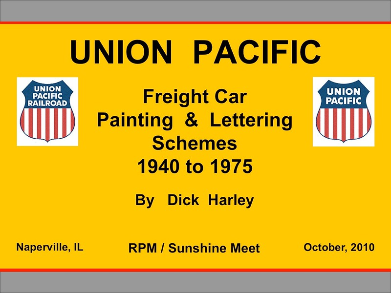 UP Freight Car P&L Oct 2010 p01