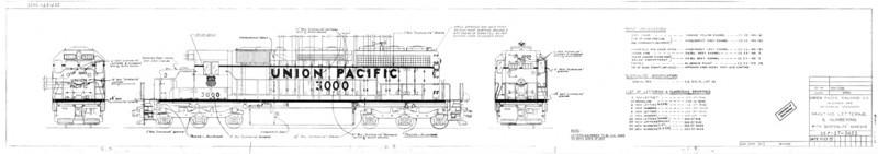 6-axle Road Units - SDs, etc.