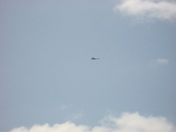 F-18 out of North Island NAS, Halsey Field