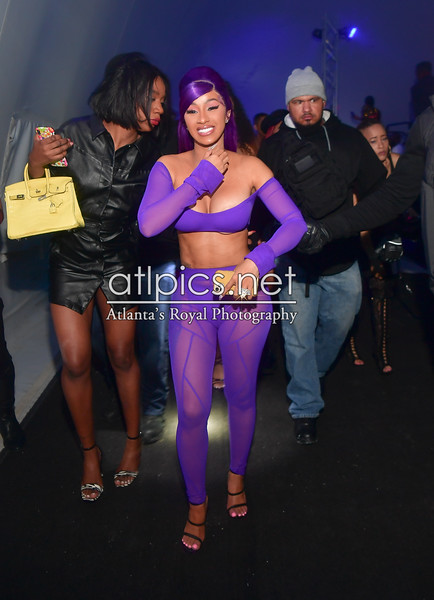 The Dome Miami Hotsed by Cardi B, Jeezy and Lil Baby