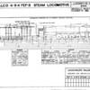FEF-3<br /> #8444<br /> L-4-4 rev NC, 11-'72