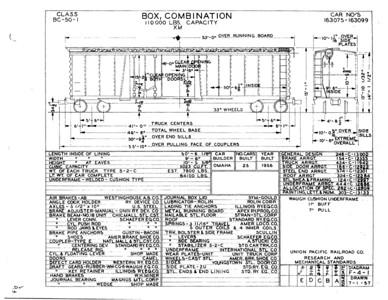 Box - Combination Door