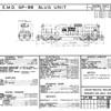 GP9B  slug<br /> #S-1 to S-4   (4 units)
