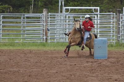 UP Cowboy Sunday speed 114
