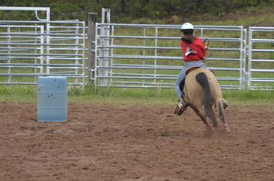 UP Cowboy Sunday speed 111