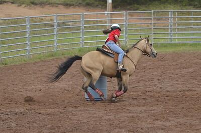 UP Cowboy Sunday speed 107