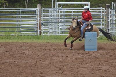 UP Cowboy Sunday speed 113