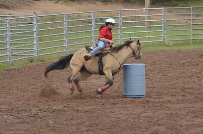 UP Cowboy Sunday speed 105