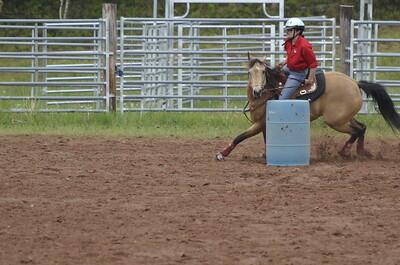 UP Cowboy Sunday speed 112