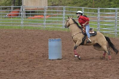 UP Cowboy Sunday speed 100