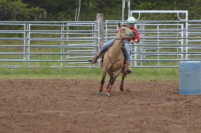 UP Cowboy Sunday speed 117