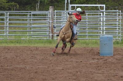 UP Cowboy Sunday speed 116