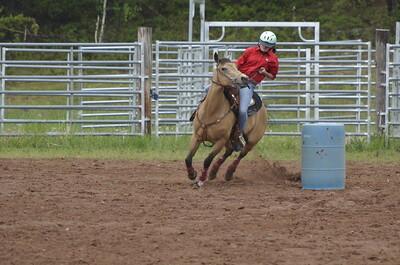 UP Cowboy Sunday speed 115
