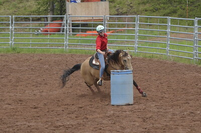 UP Cowboy Sunday speed 097