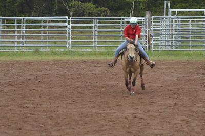 UP Cowboy Sunday speed 118
