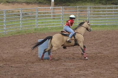 UP Cowboy Sunday speed 108