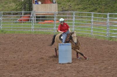 UP Cowboy Sunday speed 098